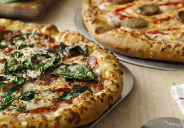 Get a Slice of the History of One of America's Favorite Foods – The Humble Pizza - pizza, home delivery, food, domino's