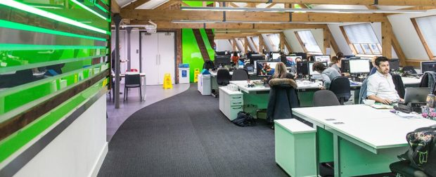 Open Space Offices Boon or Bane?