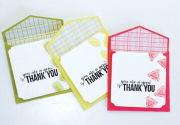 15 DIY Ideas for Thank You Cards - Thank You Cards, Thank You Card, diy Thank You Cards, DIY Card