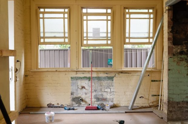 Protecting You and Your Home from Dust During Home Improvement Projects