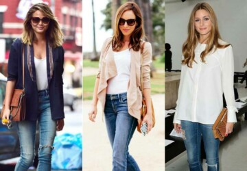 Forget Wearing a Suit to the Office, Wear Your Favorite Jeans Instead - tops, suit, office, jeans, dress cod, casual, Accessories