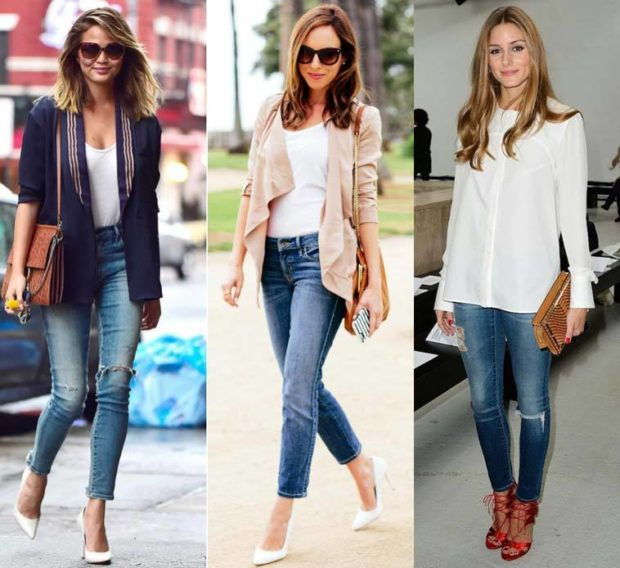 Forget Wearing a Suit to the Office, Wear Your Favorite Jeans Instead