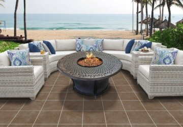 3 Tips For Creating A Comfortable Outdoor Living Space - table, seating, pation, outdoor, Living room