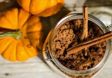 15 Things to Make with Pumpkin Spice That Aren't Pie - Pumpkin Spice Recipes for Fall, Pumpkin Spice diy projects, Pumpkin Spice, DIY Pumpkin Spice Beauty Recipes