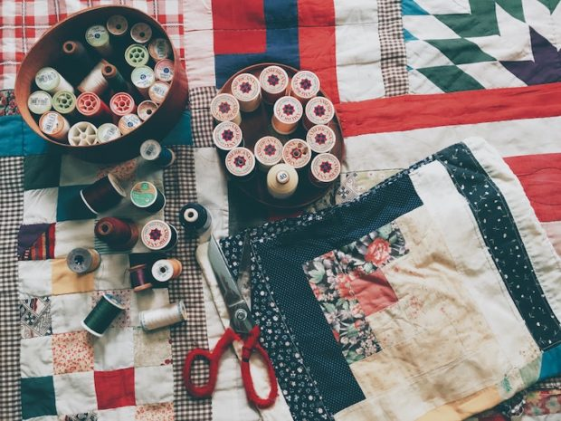 What You Need To Know To Start Quilting - tools, terms, quilting, project, materials, hobby, fabric