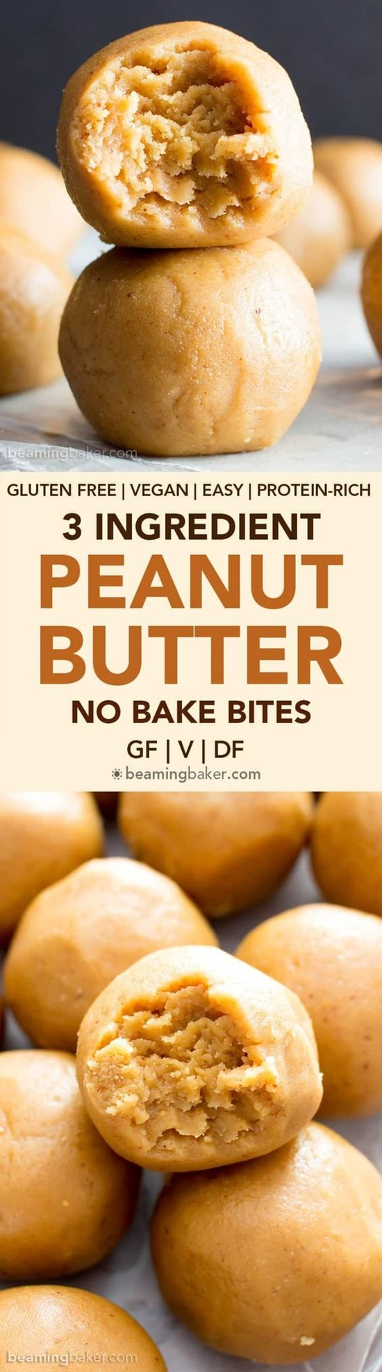 15 Things You Can Do With Peanut Butter - Peanut Butter recipes, Peanut Butter desserts, peanut butter, Desserts with Peanut Butter
