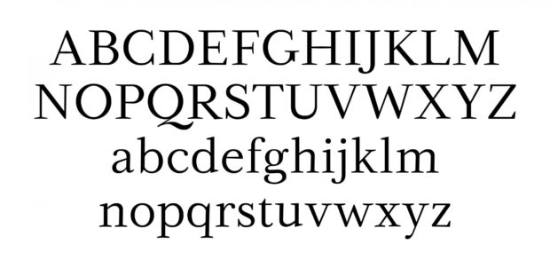 Most Popular Fonts Of The Past Generation