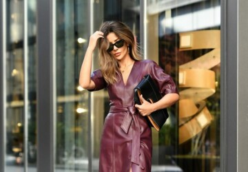 10 Ways to Style Your Maxi and Midi Dresses for Fall - Maxi Dresses, how to style maxi dress, fall maxi dress, fall dresses, fall dress outfit ideas, Early-Fall Dress Outfit Ideas