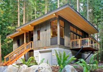 Prefabricated Homes and Cabin Weekend Getaways: The Sustainable and Affordable Options - Prefabricated Homes, luxory, cabin
