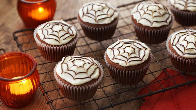 15 Cute And Spooky Halloween Cupcakes Part 1