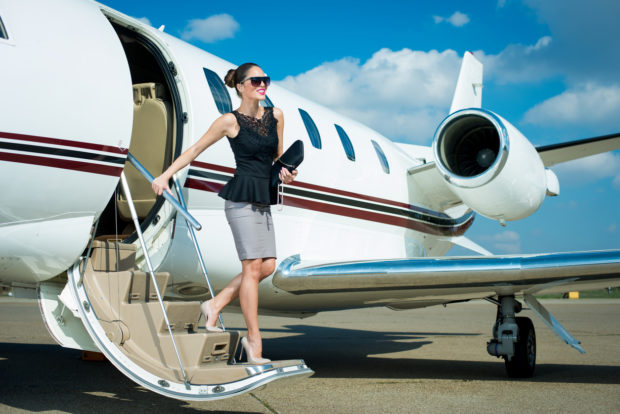 Types of Events to Fly Private To
