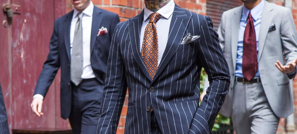 A Gentleman's Guide to Pocket Squares