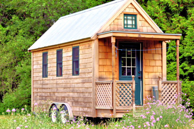 Why Downsizing Makes Sustainable Sense - tiny, renovation, house, home, eco-friendly, construction