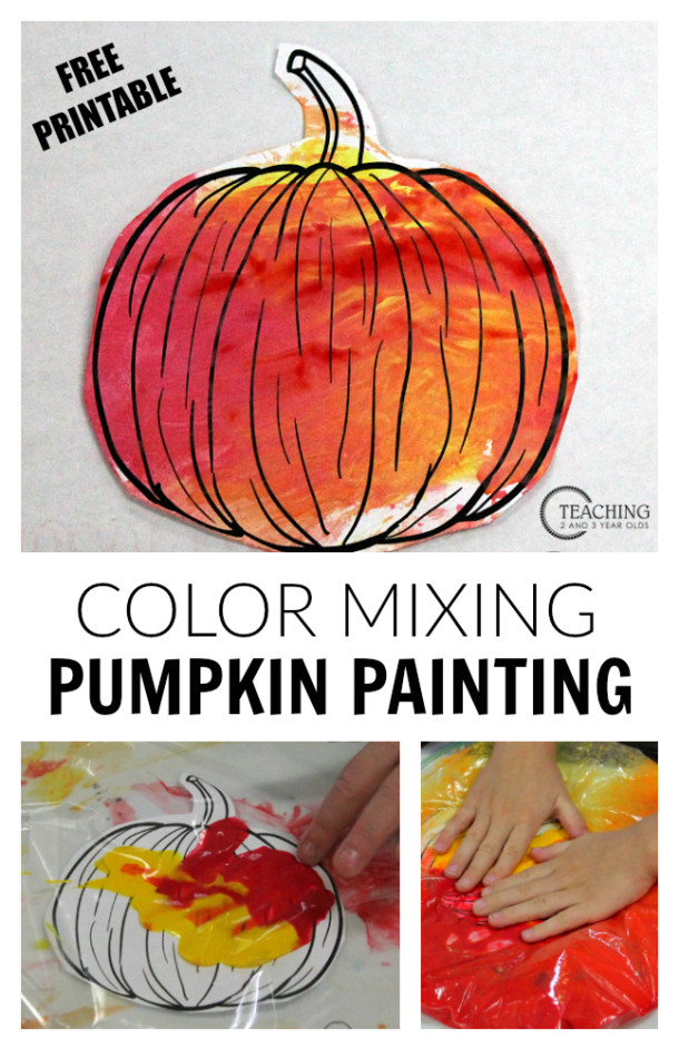 15 Cute and Easy Halloween Pumpkin Crafts for Kids (Part 1) - Pumpkin Crafts for Kids, Not Scary Halloween Crafts for Kids, Halloween Pumpkin Crafts for Kids, Halloween Crafts for Kids