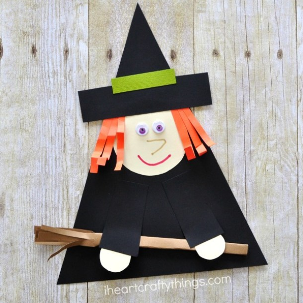15 Witch Crafts for Kids to Make this Halloween