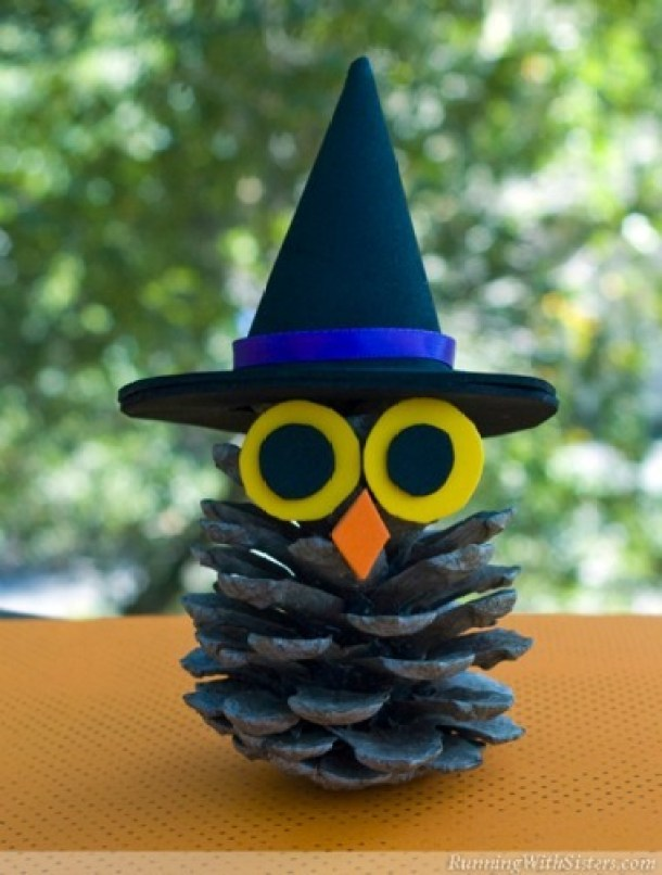 15 Witch Crafts for Kids to Make this Halloween - Witch Crafts for Kids to Make this Halloween, Witch Crafts for Kids, Witch Crafts for Halloween, DIY Halloween Crafts