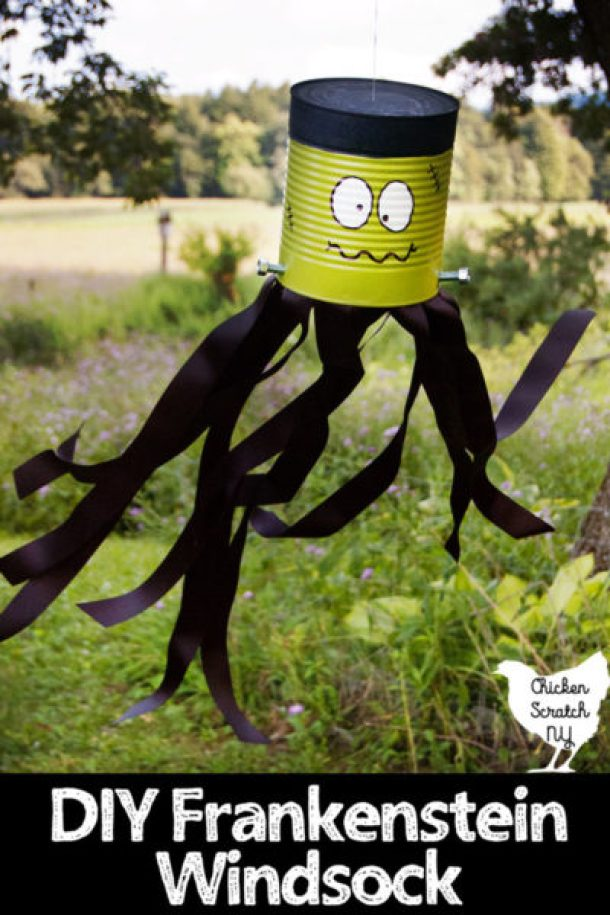 15 Not So Scary Monster Crafts For Kids (Part 1) - Monster Crafts For Kids, Monster Crafts, Halloween Crafts for Kids, halloween crafts, diy Halloween