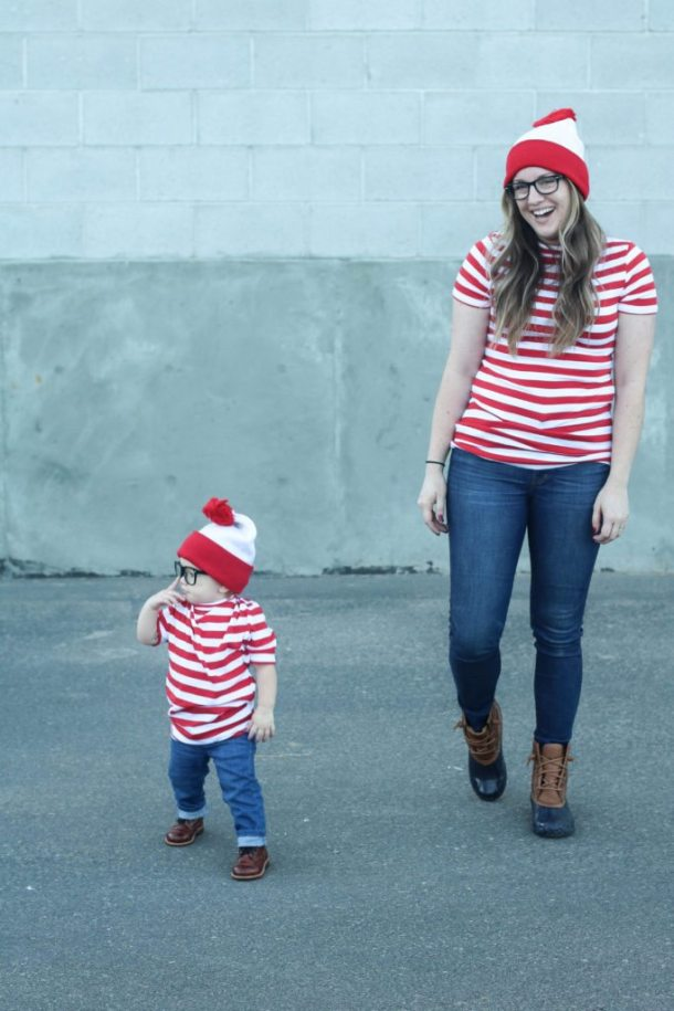 Brilliant Mom and Baby Costumes for Halloween - Mom and Baby Costumes for Halloween, DIY Halloween Costume, Costumes for Halloween, awesome halloween costumes, 16 halloween costumes