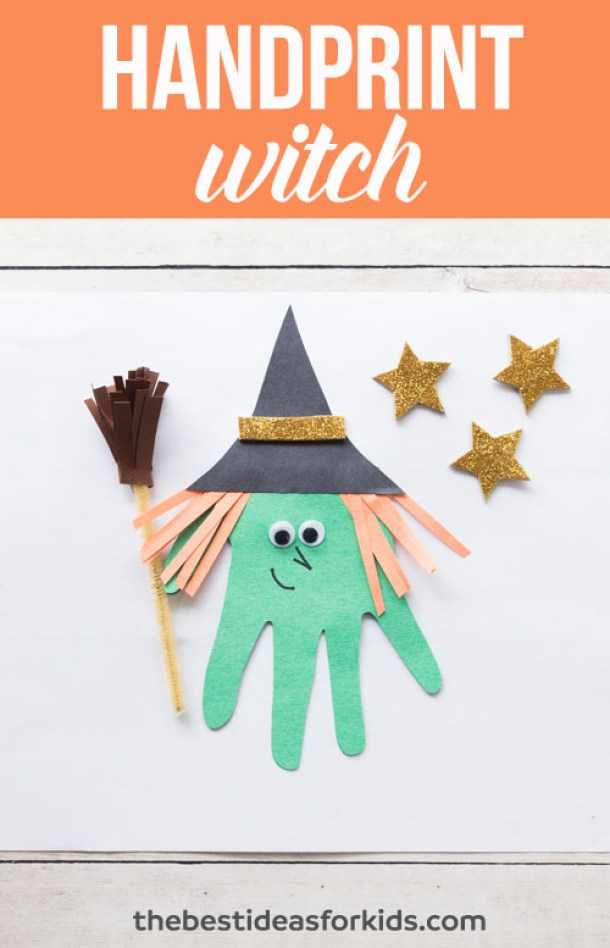 15 Simple but Not Scary Halloween Crafts for Kids (Part 2)