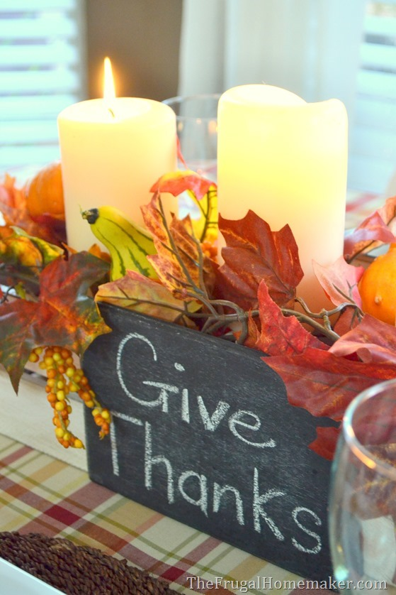 15 Easy Fall Decorating Projects (Part 2) - Farmhouse Fall Decorating Ideas, Farmhouse Fall Decorating, Fall Decorating Projects, fall Decorating Ideas