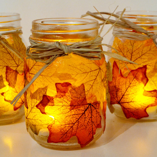 15 Easy Fall Decorating Projects (Part 1)