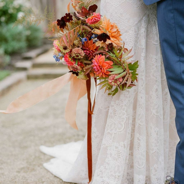 15 Prettiest Bouquets Ideas for Fall Wedding (Part 2)