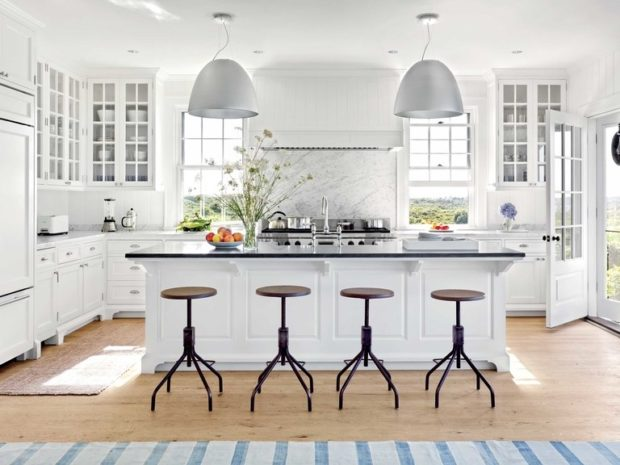 5 Not-So-Common Things for Your Kitchen Renovation - renovation, lighting, kitchen, extinguishers, electric sockets, drawers, cabinet