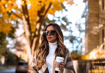 What to Wear in November: 15 Great Outfit Ideas - November outfit, November Fashion Inspiration, fall outfit ideas, cute fall outfit