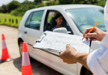 Preparing for your First Car Driving Test? Practice these 5 Steps - test, license, driving