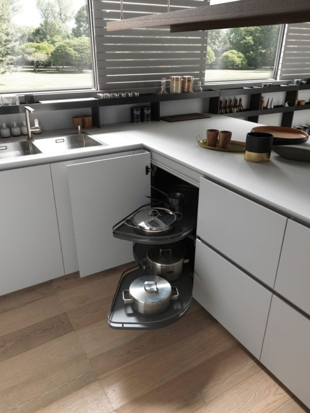 Kitchen Cabinet Accessories for a Modern Home