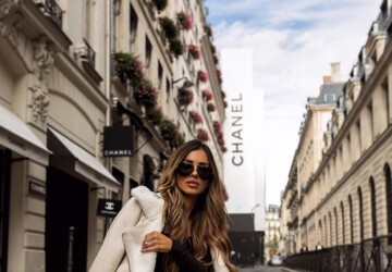 The Best Jacket Trends For Women For Fall 2019 - Jacket Trends For Women For Fall 2019, Jacket Trends, fall denim jacket outfits, cargo jacket outfit ideas, biker jacket