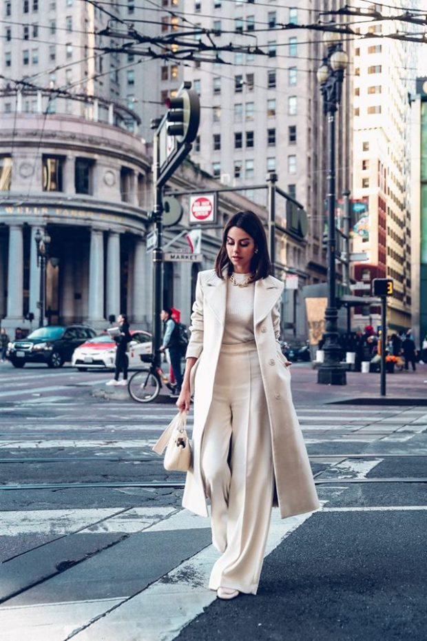The Chicest Coat Outfit Ideas Youll Wear This Year