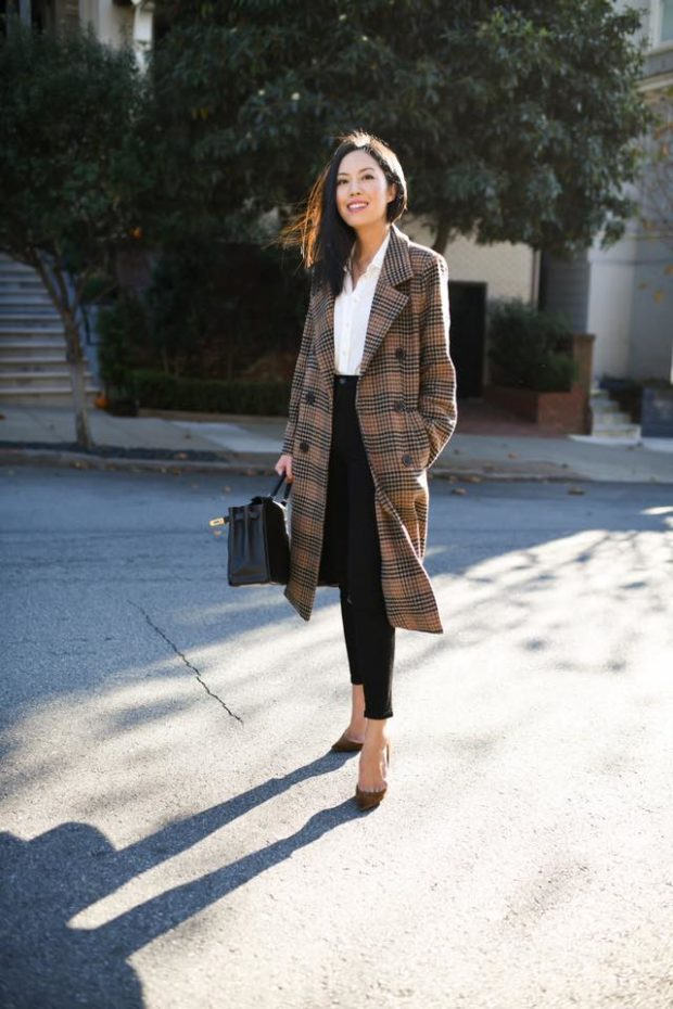 Fall to Winter Transition Outfit Inspiration: 15 Outfit Ideas