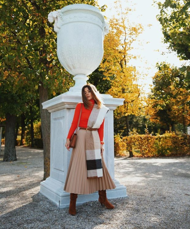 15 Chic Sweater Outfit Ideas For Fall
