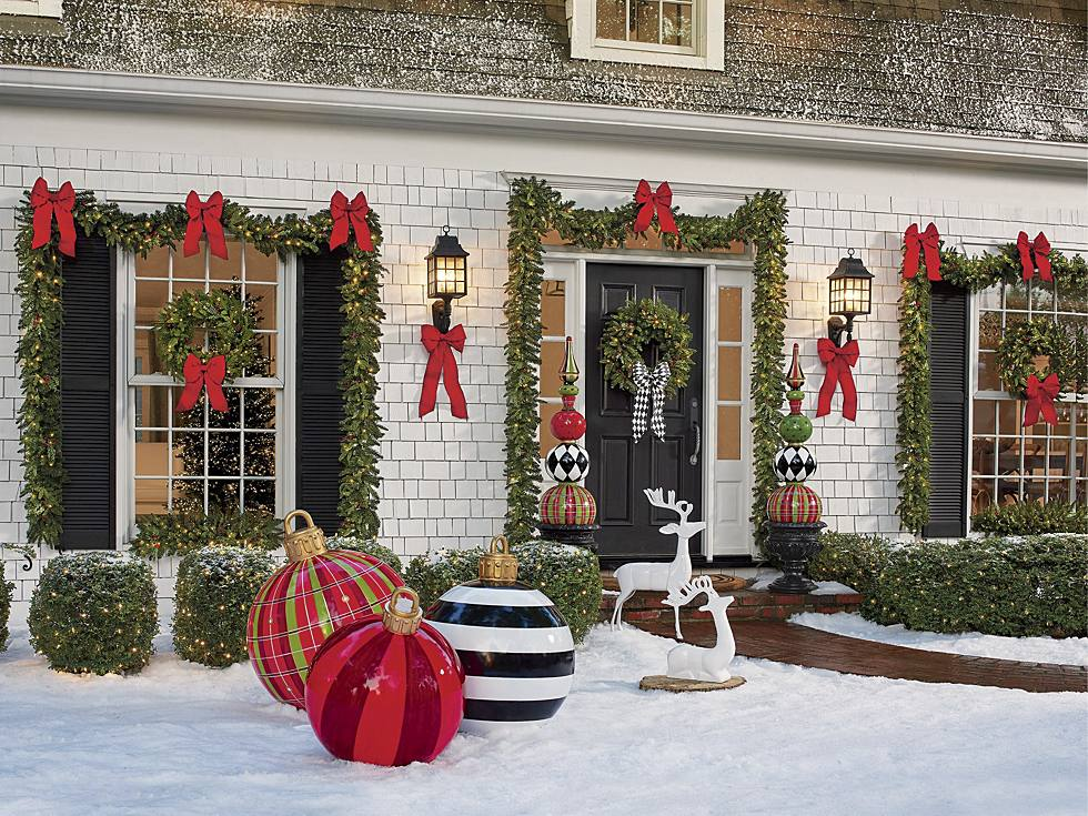 15 Spectacular Outdoor Christmas Decorations (Part 1 ...