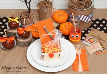 16 Pretty Thanksgiving Tablescape Ideas - Thanksgiving Tablescape Ideas, Thanksgiving Tablescape, Thanksgiving Decorating, Tablescape Ideas, DIY Thanksgiving Decorating Ideas, DIY Ideas for Thanksgiving Decorations