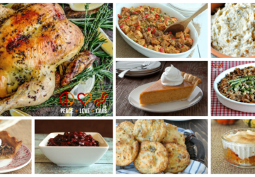15 Keto Thanksgiving Recipes - Low-Carb Thanksgiving Ideas (Part 1) - Keto Thanksgiving Recipes, keto recipes
