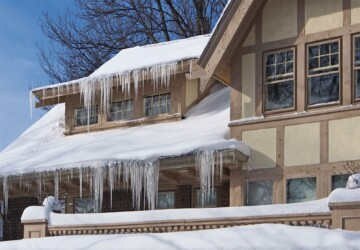 How to Winterproof Your Roof: 5 Essential Tips for Homeowners - winter, roof, preparation, home