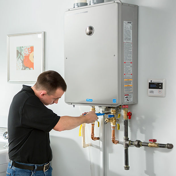 6 Point Checklist for Natural Gas Installation for Domestic Use