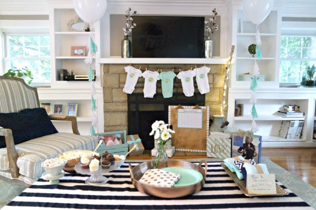 Hosting a Baby Shower at Your House (Without All the Stress)
