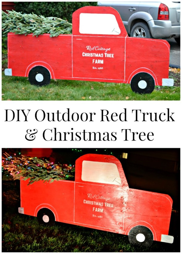 15 Spectacular Outdoor Christmas Decorations (Part 2) - Outdoor Farmhouse Christmas Decorations, Outdoor Christmas Decorations, Outdoor Christmas Decor, Outdoor Christmas, Christmas Decorations