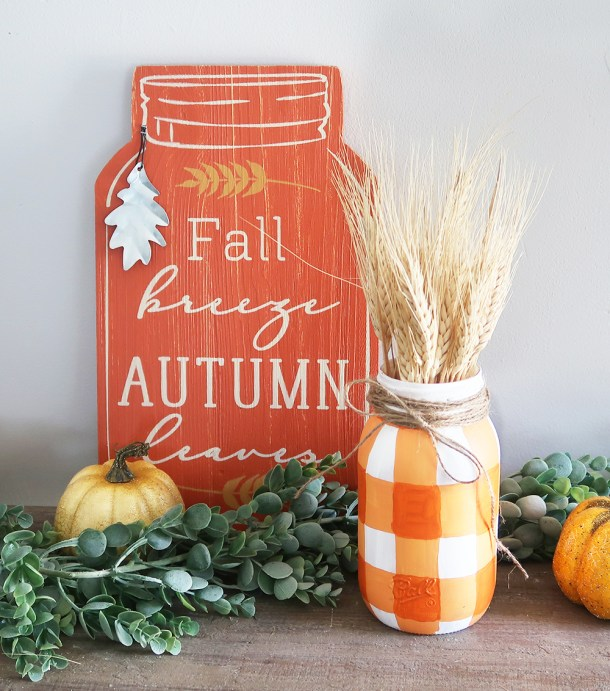 15 DIY Mason Jar Crafts For The Fall Season (Part 1)