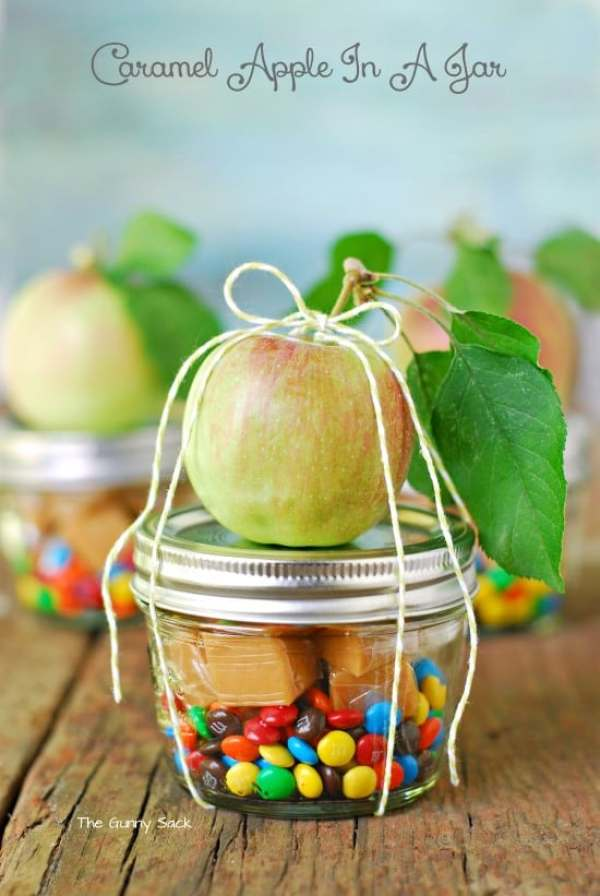 15 Creative DIY Christmas Gifts in a Jar (Part 2) - DIY Christmas Gifts in a Jar, diy christmas gifts for kids, DIY Christmas Gifts