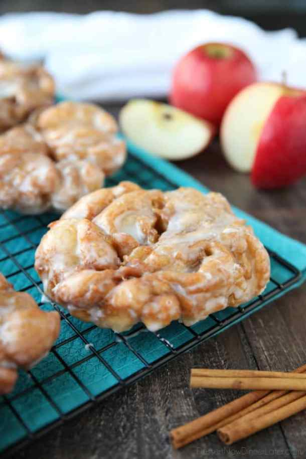 15 Irresistible Apple Desserts to Try This Fall (Part 2) - Holiday Apple Desserts, apple recipes, apple desserts