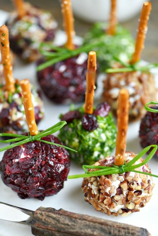 15 Thanksgiving Appetizers to Feed a Crowd - Thanksgiving recipes, Thanksgiving Appetizers, Bite Appetizers, Appetizers