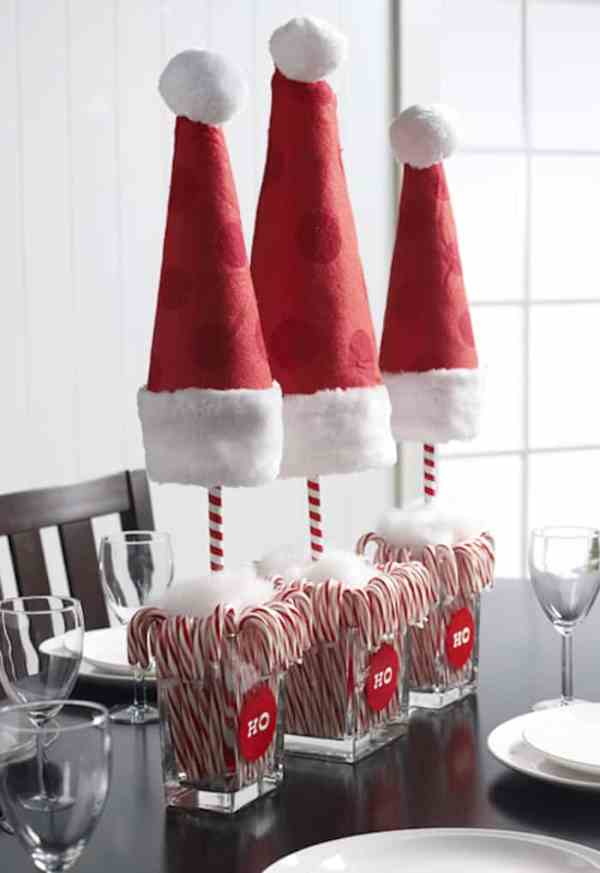 15 Best DIY Christmas Centerpieces (Part 3) - DIY Christmas Centerpieces, Diy Christmas, diy centerpiece, Christmas Centerpieces