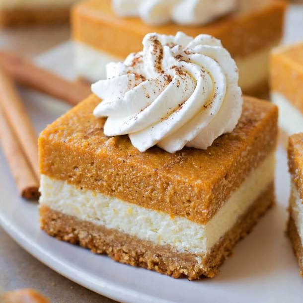 15 Thanksgiving Dessert Recipes That Are Not Pie