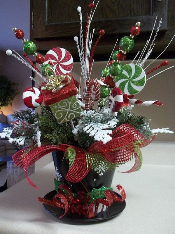 15 Best DIY Christmas Centerpieces (Part 3)