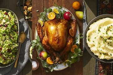 15 Traditional Thanksgiving Dinner Menu Ideas and Recipes (Part 2) - Thanksgiving recipes, Thanksgiving dinner