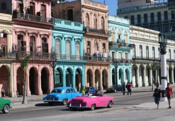 5 Places to visit in Cuba - travelling, travel, tourist, tourism, summer, havana, destination, cuba, city